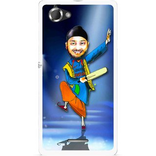 Snooky Printed Balle balle Mobile Back Cover For Sony Xperia L - Multicolour