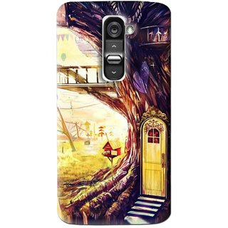 Snooky Printed Dream Home Mobile Back Cover For Lg G2 Mini - Multi