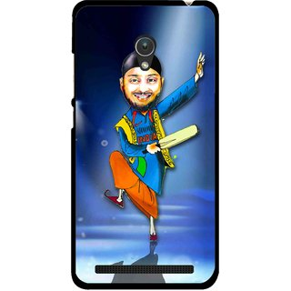 Snooky Printed Balle balle Mobile Back Cover For Asus Zenfone Go ZC451TG - Multicolour