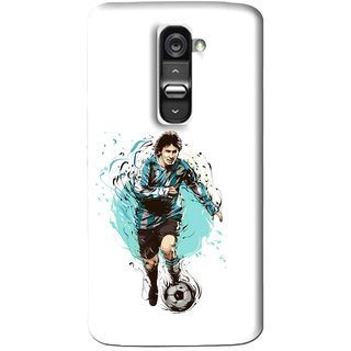 Snooky Printed Have To Win Mobile Back Cover For Lg G2 Mini - Multi