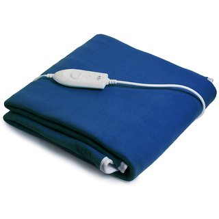Expressions Electric Bed Warmer - Electric Blanket - Single Bed Size - 150x80cms - 07SB
