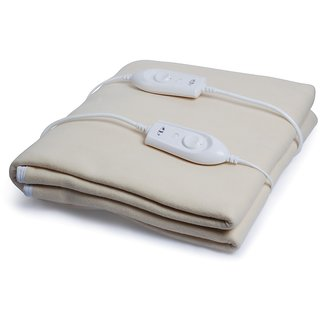 Expressions Electric Bed Warmer - Electric Blanket - Double Bed Size - 150x160cms - 04DB