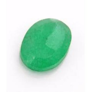 Emerald Stone Original 5.25 Ratti Natural Certified Loose Precious Panna Gemstone by Durga Gems