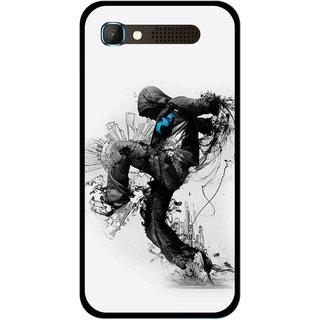 Snooky Printed Enjoying Life Mobile Back Cover For Intex Aqua Y2 Pro - Multicolour