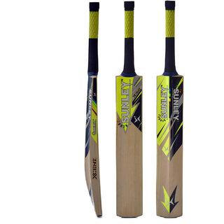 Sunley Xcent Kashmir-Willow Short Handle Bat (Pack Of 1 )