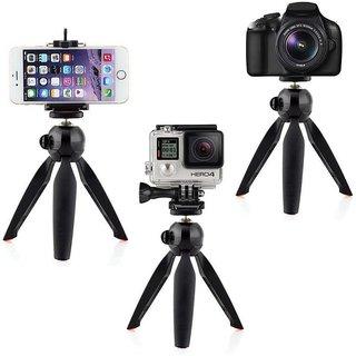 Adjustable Mini Camera Mobile Phone Camera Stand Clip Bracket ...