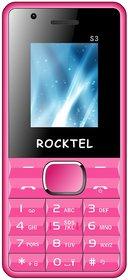 Rocktel Selfie S3 (1.8 Bright Screen,1000mAH Original Battery,BIS Certified,Made In India)