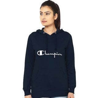 Buy Champion sweatshirt for women Online   ₹989 from ShopClues 49479fef42