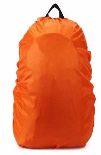 Rain Cover  Dust cover for Laptop Bags and Backpacks Orange