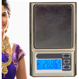 0.01 - 200g Digital Jeweler Jewelry Weight Weighing Pocket Scale -12