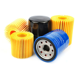 Engine Oil Filter For Tata Indica Vista 2008-2012 Petrol 1.2L Set Of 1 Pcs