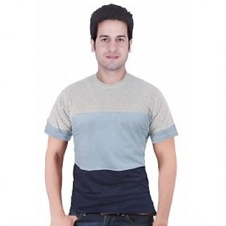 RAGS STYLE MULTI ROUND T-SHIRT