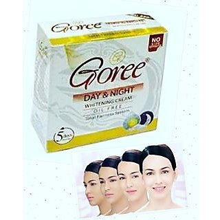 Goree Day  Night whitening cream