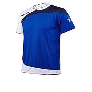 2b13ce2038d Buy Dri Fit Blue Round Neck Sports T shirt For Men Online - Get 43% Off