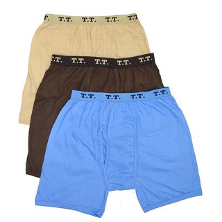 T.T Mens Underwear Set OF 3 PCs