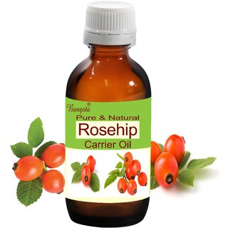 Rosehip Oil -  Pure  Natural  Carrier Oil (30 ml)