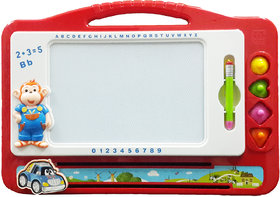 ShopMeFast Colorful Magnetic Writing Drawing Board Educational Toy For Kids