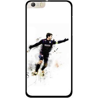 Snooky Printed Pass Me Mobile Back Cover For Micromax Canvas Knight 2 E471 - White