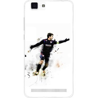 Snooky Printed Pass Me Mobile Back Cover For Vivo X5 Max - White