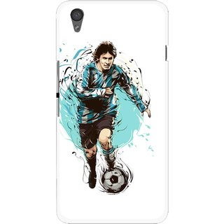 Snooky Printed Have To Win Mobile Back Cover For One Plus X - White