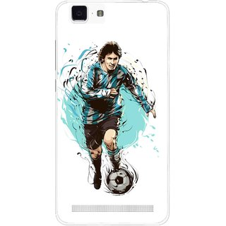 Snooky Printed Have To Win Mobile Back Cover For Vivo X5 Max - White