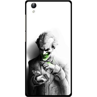 Snooky Printed Wilian Mobile Back Cover For Vivo Y51L - White