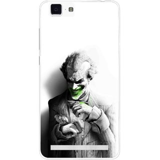 Snooky Printed Wilian Mobile Back Cover For Vivo X5 Max - White