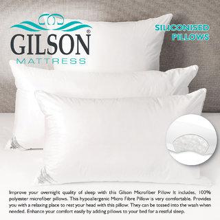 Gilson Siliconized Fiber Pillow (16x24)