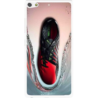 Snooky Printed Water Mobile Back Cover For Gionee Elife S7 - Multi