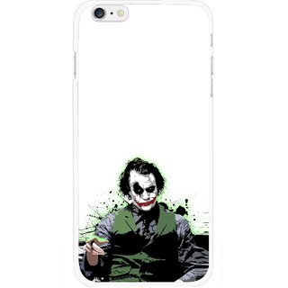 Snooky Printed Joker Mobile Back Cover For Apple iPhone 6S Plus - Multi