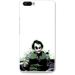 Snooky Printed Joker Mobile Back Cover For Huawei Honor 6 Plus - Multi