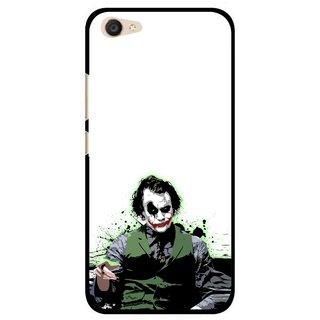 Snooky Printed Joker Mobile Back Cover For Vivo V5 Plus - Multi