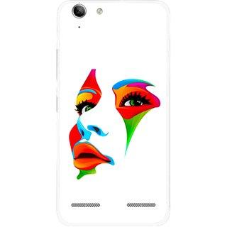 Snooky Printed Modern Girl Mobile Back Cover For Lenovo Vibe K5 Plus - Multi