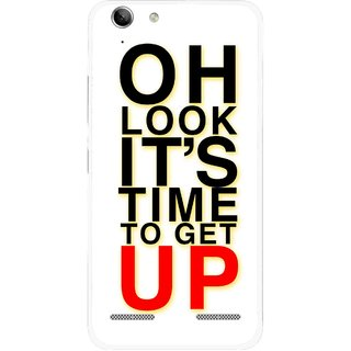 Snooky Printed Get Up Mobile Back Cover For Lenovo Vibe K5 Plus - Multi