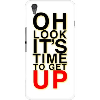 Snooky Printed Get Up Mobile Back Cover For One Plus X - Multi