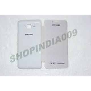 Premium Quality Samsung Galaxy Grand Prime G530H Flip cover White