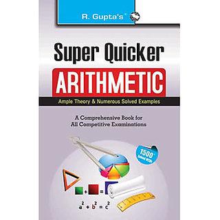 Super Quicker Arithmetic