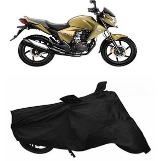 Vsquare Premium Quality Honda Dazler Two Wheeler Cover Black