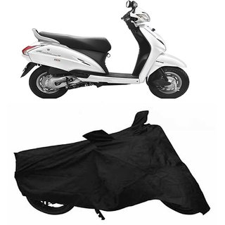 Vsquare Premium Quality Honda ACTIVA I Two Wheeler Cover Black