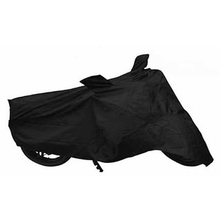 Vsquare Premium Quality Honda Blade 125 Two Wheeler Cover Black