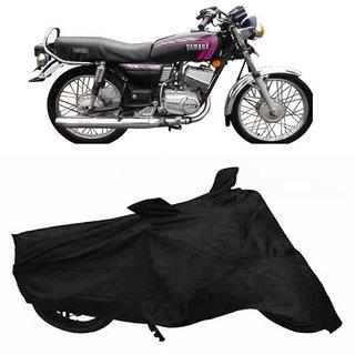 Vsquare Premium Quality Yamaha RXG Two Wheeler Cover Black