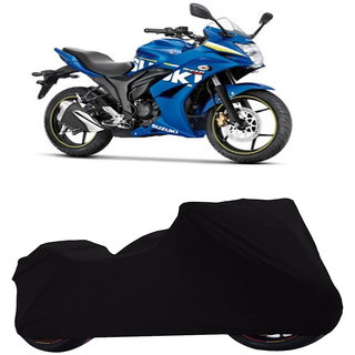 Premium Quality Suzuki Gixxer SF Two Wheeler Cover Black