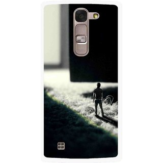 Snooky Printed God Door Mobile Back Cover For Lg Magna - Multi