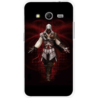 Snooky Printed thor Mobile Back Cover For Samsung Galaxy G355 - Multicolour