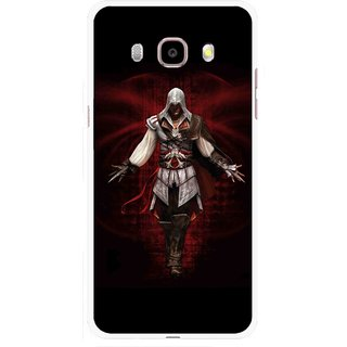 Snooky Printed thor Mobile Back Cover For Samsung Galaxy J5 (2017) - Multicolour