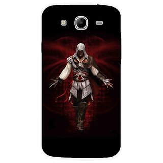 Snooky Printed thor Mobile Back Cover For Samsung Galaxy Mega 5.8 - Multicolour