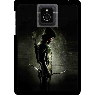 Snooky Printed Hunting Man Mobile Back Cover For Blackberry Passport - Multicolour