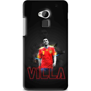 Snooky Printed Sports Villa Mobile Back Cover For HTC One Max - Multi