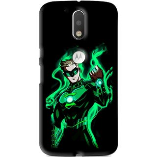 Snooky Printed Come On Mobile Back Cover For Moto G4 Plus - Multi