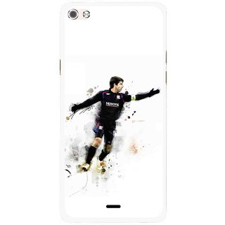 Snooky Printed Pass Me Mobile Back Cover For Micromax Canvas Sliver 5 Q450 - Multi